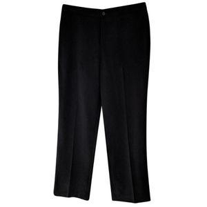 Rafaella Pants 14 Core Classic Straight PolyRayon